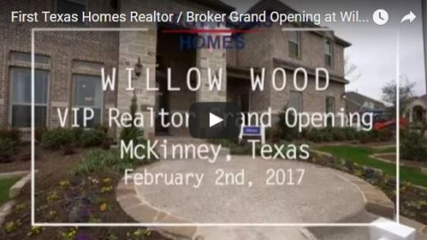 Thank you to all the awesome realtors that came out to First Texas's model party in Willow Wood!!!