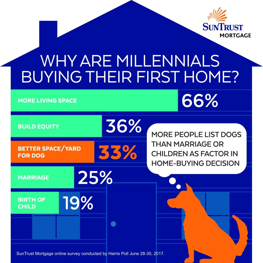 Millennial Home Purchase Factors